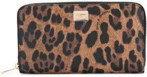Dolce & Gabbana leopard print purse - NUDE & NEUTRALS - STYLE