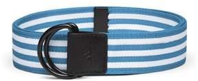 adidas Women's Stripe Webbing Belt