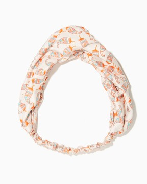 Charming charlie Hot Peppers Hair Wrap
