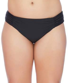 Athena Plus Hey There Stud Shirr Side Hipster Bottom