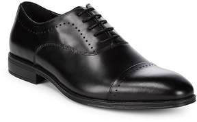 Kenneth Cole Men's Round Toe Leather Derbys
