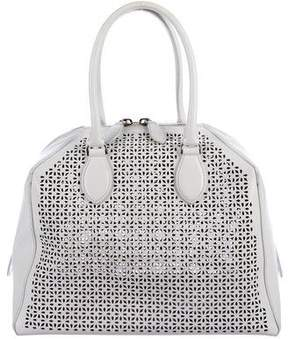 Alaia Laser Cut Dome Bag