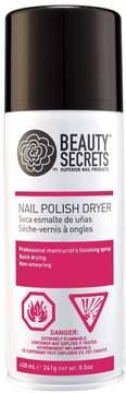 Beauty Secrets Nail Polish Dryer Spray