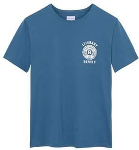 Gant Men's Blue T-shirt.