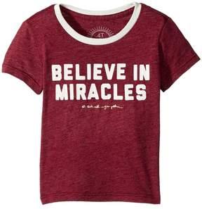 Spiritual Gangster Kids Miracles Tee Girl's T Shirt