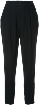 Enfold fitted tailored trousers