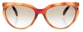 Fendi Zucca Gradient Sunglasses