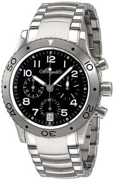 Breguet Type XX Transatlantique Black Dial Men's Watch 3820STH2SW9