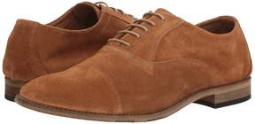 Bacco Bucci Nardi Men's Lace Up Cap Toe Shoes