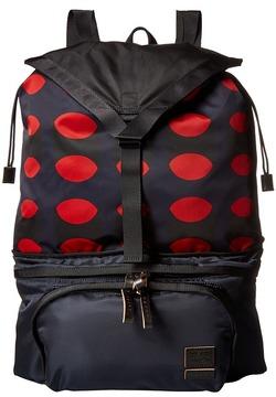 MARNI Printed Nylon Backpack