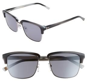Ted Baker Men's 56Mm Polarized Sunglasses - Gunmetal