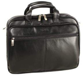 Kenneth Cole Reaction Leather Portfolio Briefcase