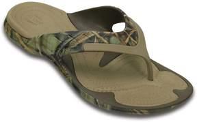Crocs MODI Sport Realtree Max-4 Men's Flip-Flops