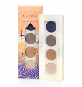 Pacifica Mystical Supernatural Eye Shadow Palette by 0.25oz Set)