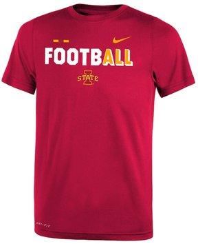 Nike Boys 8-20 Iowa State Cyclones Legend FootbALL Tee