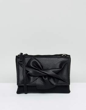 French Connection Bow Detail Crossbody Bag