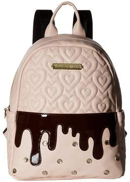 Betsey Johnson Strawberry Backpack Backpack Bags