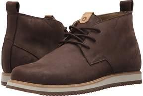Volcom Del Coasta Leather Shoe Men's Shoes