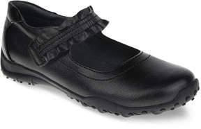 Nina Shoes, Girls or Little Girls Runalong Pearlized Mary Janes