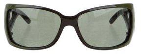 Marc Jacobs Logo-Embellished Tinted Sunglasses
