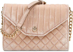 Nine West Aleksei Velvet Convertible Crossbody