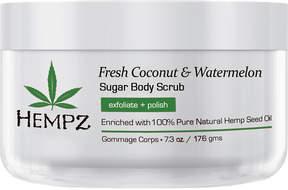Hempz Fresh Coconut & Watermelon Sugar Body Scrub