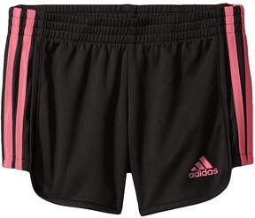 adidas Kids Around The Block Mesh Shorts Girl's Shorts