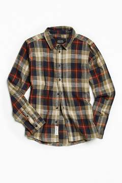 NATIVE YOUTH Brea Plaid Flannel Button-Down Shirt