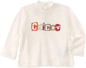 Chicco Unisex Cream Top