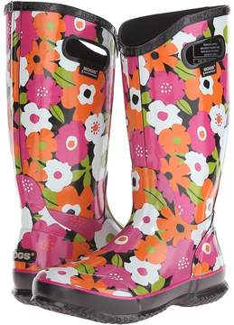 Bogs Spring Flowers Rain Boot Women's Rain Boots