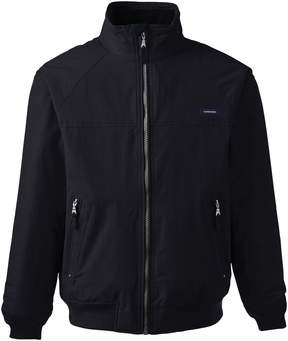 Lands' End Lands'end School Uniform Men's Big & Tall Classic Squall Jacket