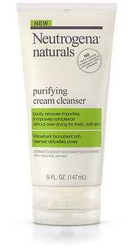 Neutrogena Naturals Naturals Purifying Cream Cleanser
