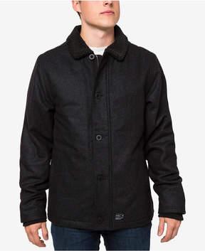 O'Neill Men's Sherpa-Lined Deck Jacket