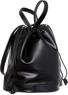 Paco Rabanne Medium Pouch Faux Leather Tote