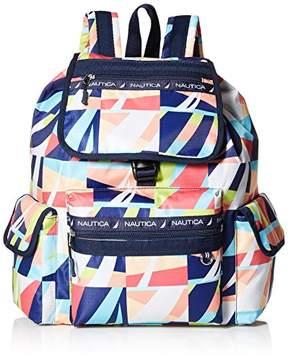 Nautica Captains Quarters Backpack