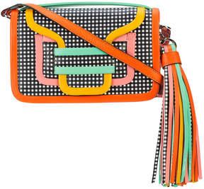 Pierre Hardy Multicolor Alpha Cross Body Clutch Bag
