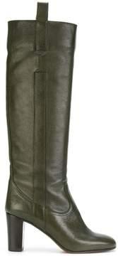 L'Autre Chose knee length boots