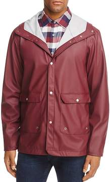 Herschel Coach's Hooded Rain Jacket