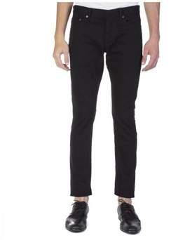 Balenciaga Men's Slim Fit Pilling Pants Black.