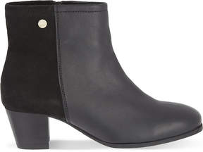 Carvela Comfort Rani leather & suede ankle boots