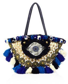 FIGUE Mediterranean Tuk Tuk Shoulder Bag
