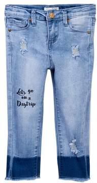 Jessica Simpson Ankle Skinny Jean (Little Girls)