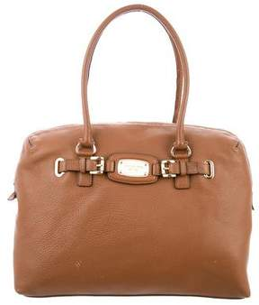 MICHAEL Michael Kors Textured Leather Tote Bag