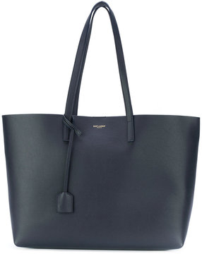 Saint Laurent Shopping tote bag - BLUE - STYLE