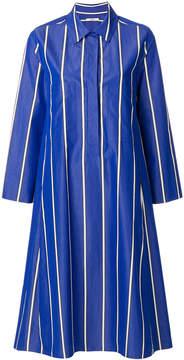Odeeh striped shirt dress