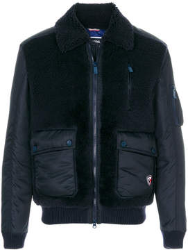 Rossignol shearling bomber jacket