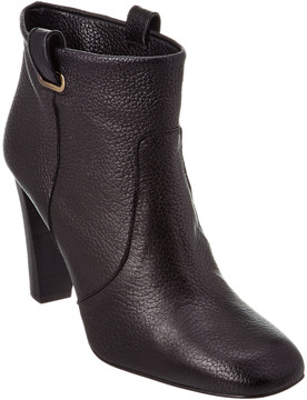 Delman Lydia Leather Bootie