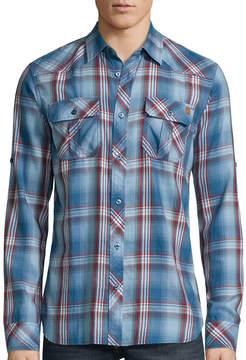 i jeans by Buffalo Maddux Long-Sleeve Woven Shirt