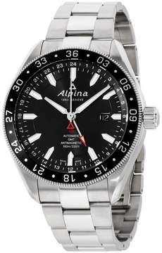 Alpina Alpiner 550G5AQ6B Black Dial Stainless Steel 44mm Mens Watch