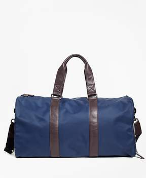 Brooks Brothers Nylon Duffel Bag